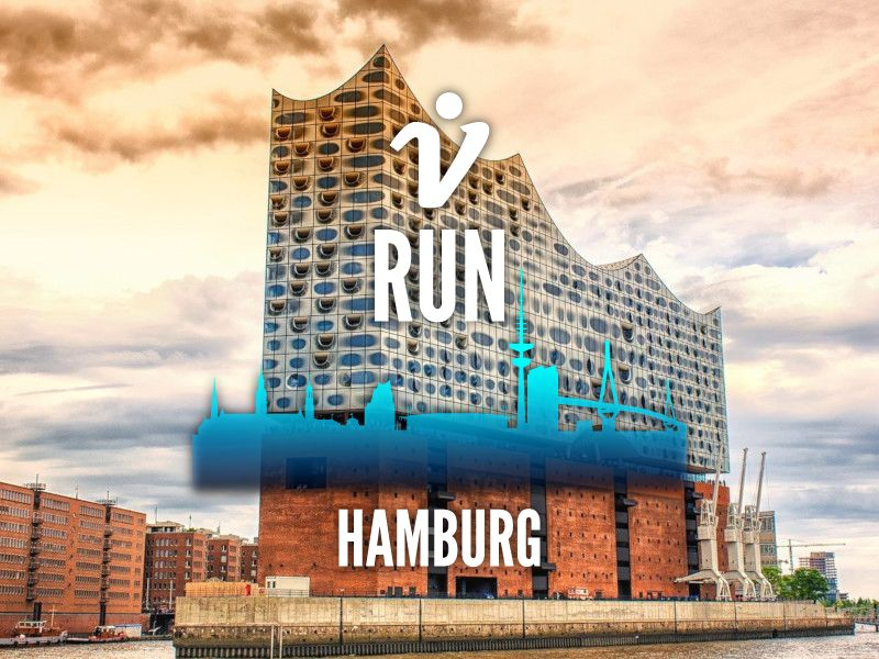 Hamburg V-RUN - virtueller Lauf