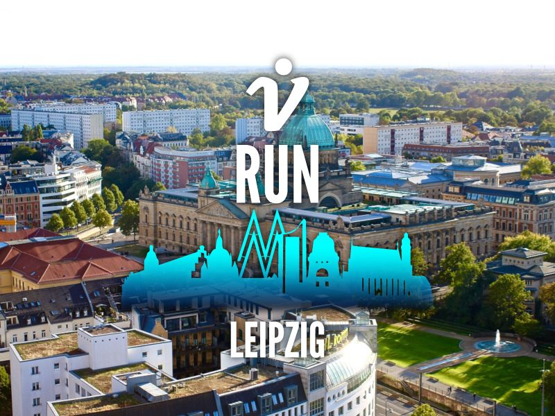 Leipzig V-RUN - virtueller Lauf