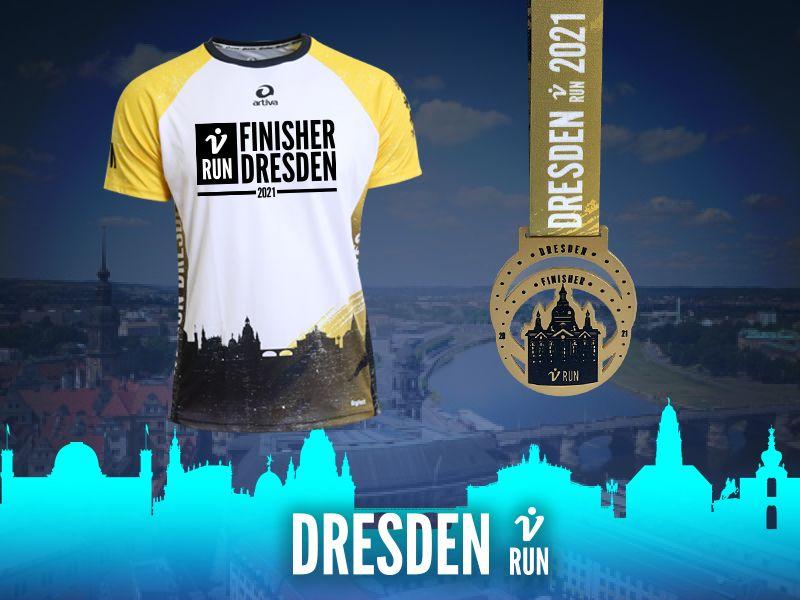 2. Dresden V-RUN - virtueller Lauf