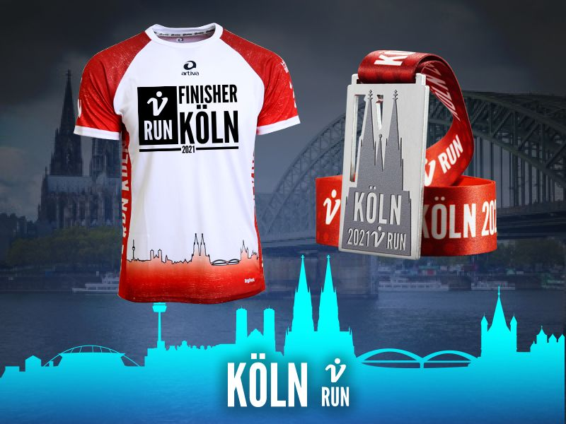 2. Köln V-RUN - virtueller Lauf