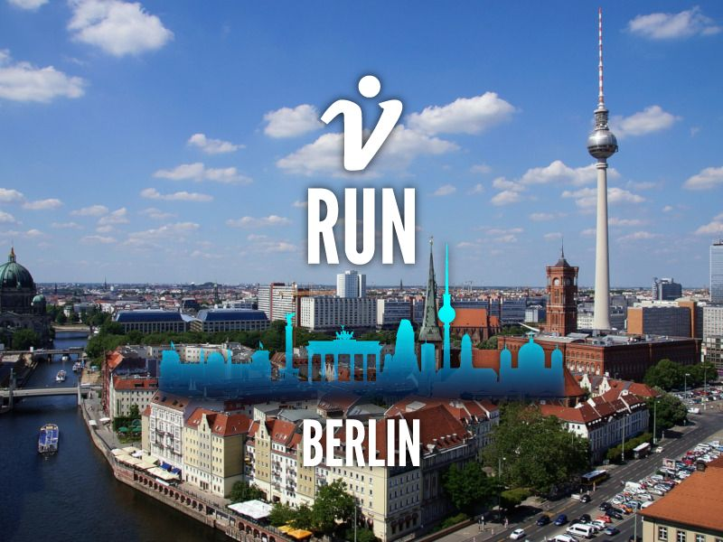 Berlin V-RUN - virtueller Lauf