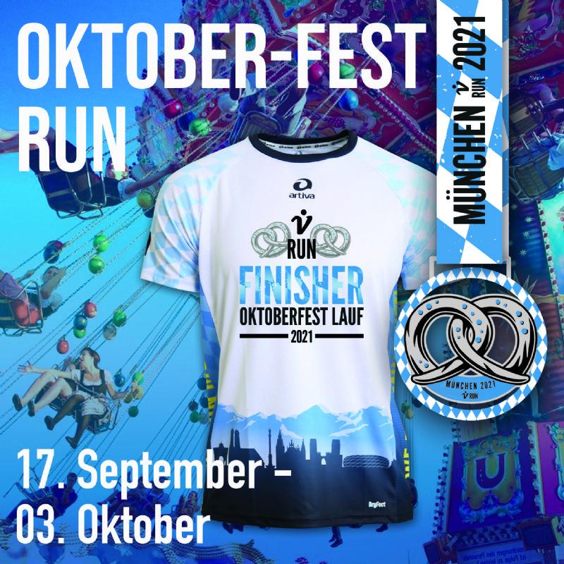 Oktober-Fest V-RUN - virtueller Lauf
