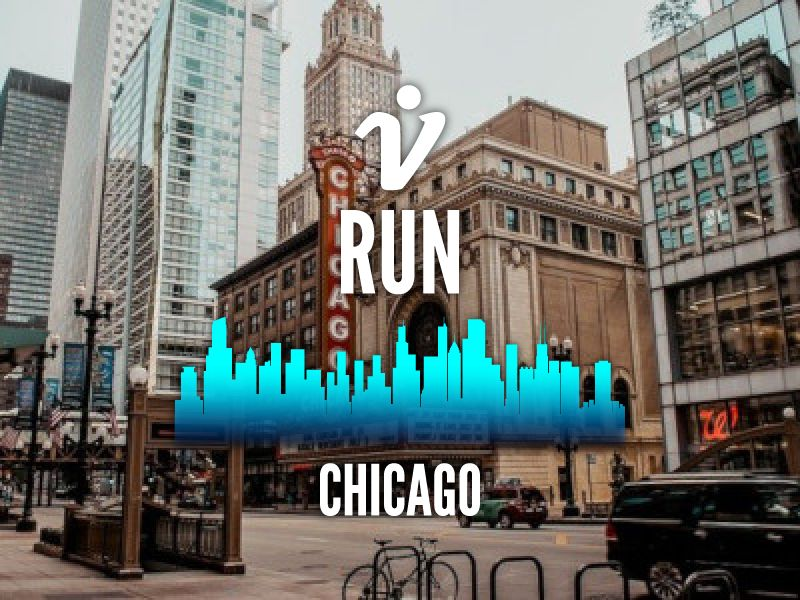 Chicago Marathon V-RUN