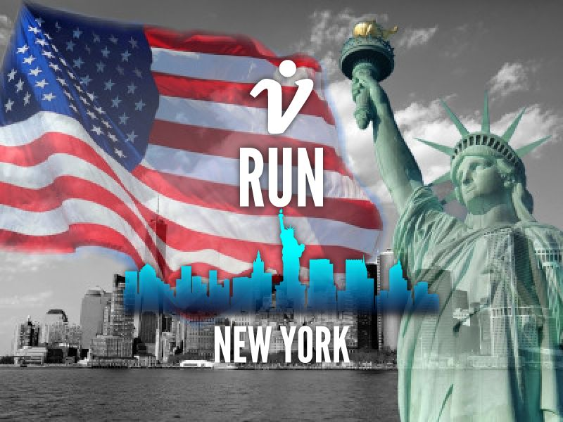 New York V-RUN - virtueller Lauf