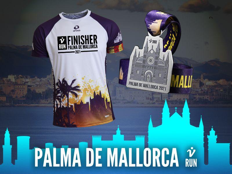 2. Palma de Mallorca V-RUN - virtueller Lauf