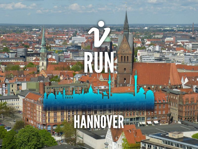 Hannover V-RUN - virtueller Lauf