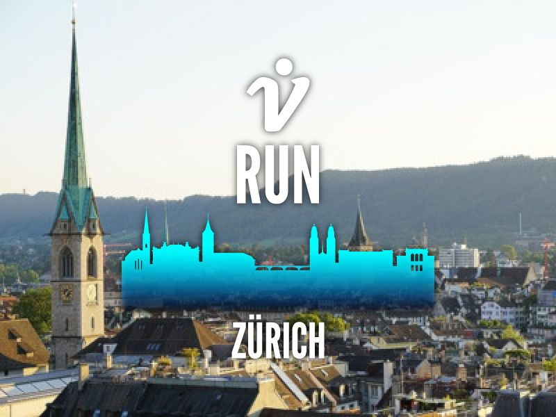 Zürich V-RUN - virtueller Lauf