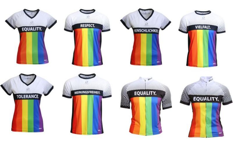 2. EQUALITY. Run & Bike 2021