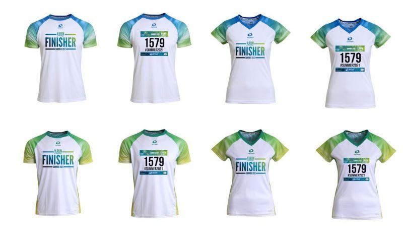 2. V-RUN Summer Challenge 2021