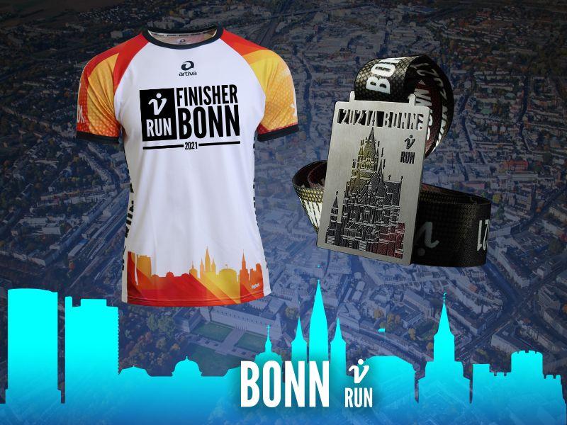 Bonn V-RUN - virtueller Lauf