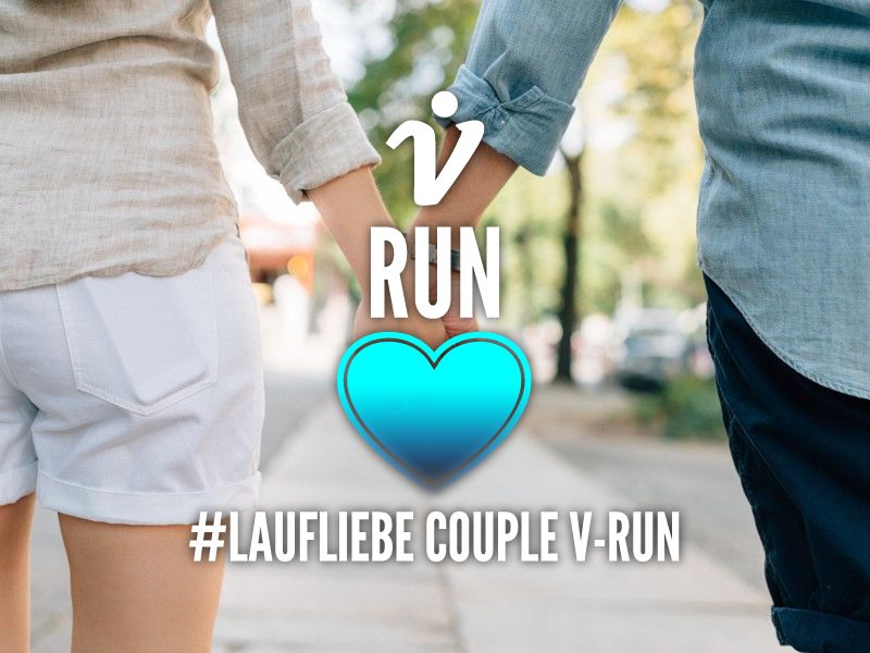 #LAUFLIEBE Couple V-RUN