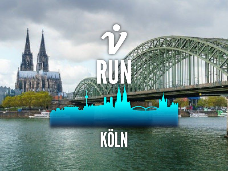 Köln V-RUN - virtueller Lauf