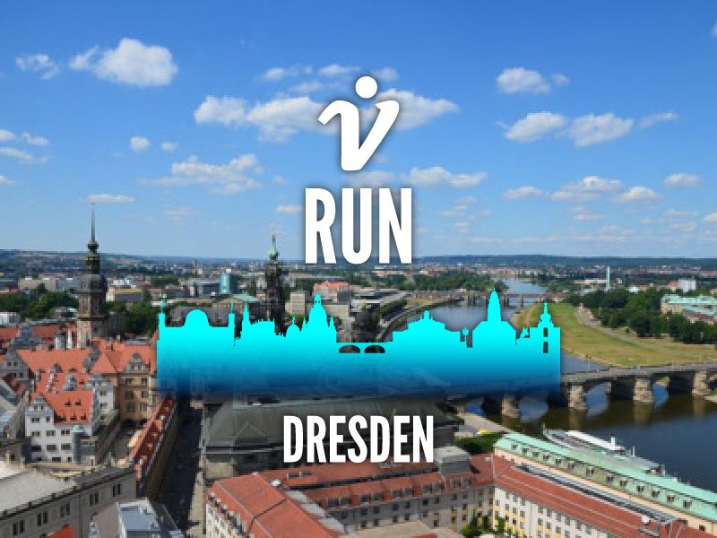 Dresden V-RUN - virtueller Lauf