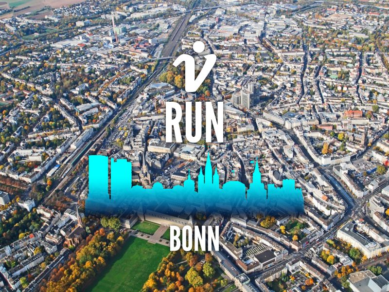 Bonn V-RUN - virtueller Lauf